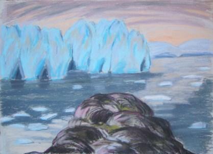 Eisberge Illulissat