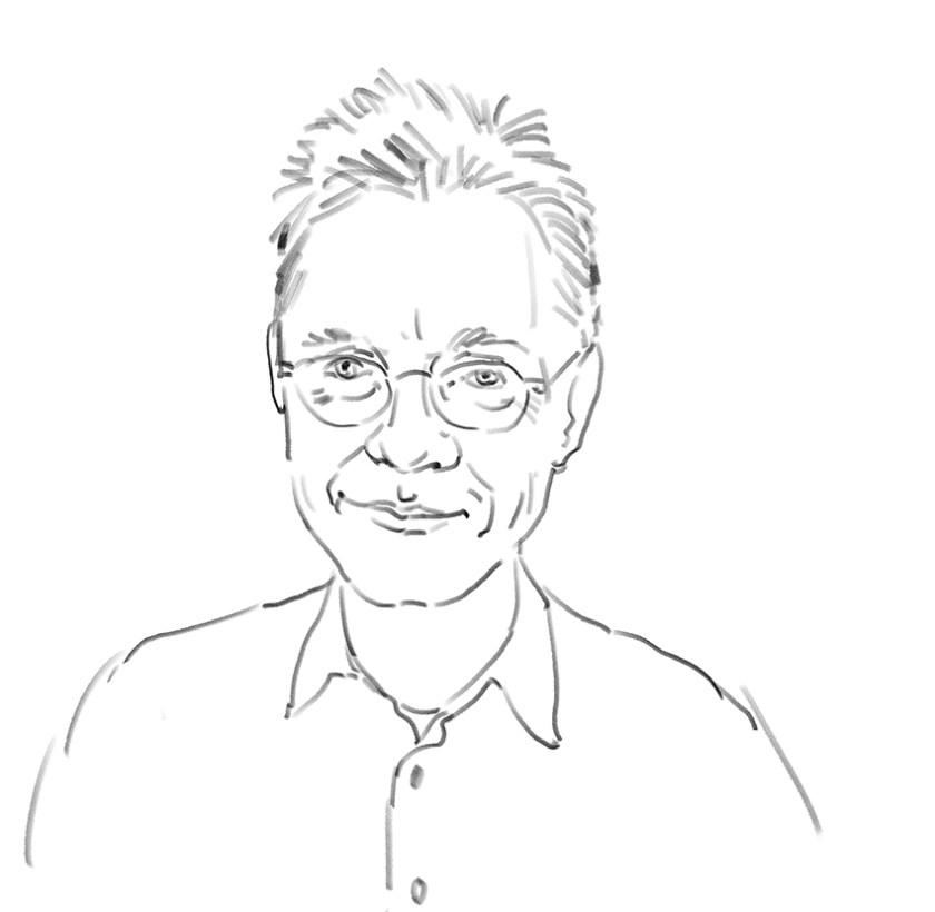 Prof. Andreas Macke, Fahrtleiter für die erste Polarstern-Fahrt in die Arktis.