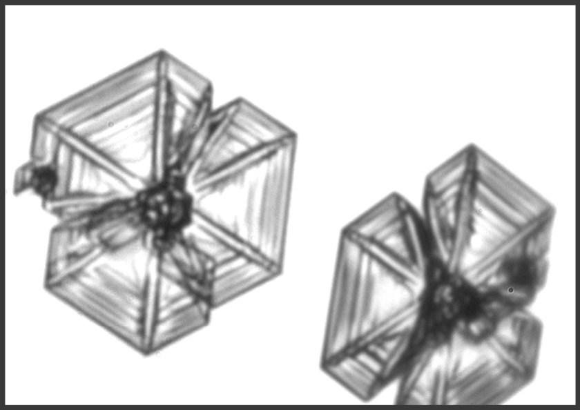 Eiskristalle2