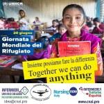 20 giu. Giornata Mondiale del Rifugiato