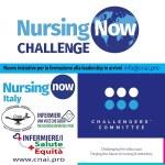 """Nursing Now Challenge"" La socia CNAI Floriana Pinto designata co-chair per l'Hub europeo dei Challengers'Committee"