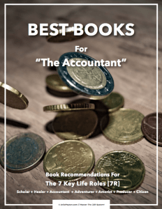 Accountant book image