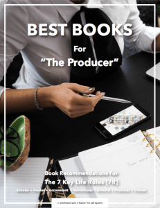 producer book list image