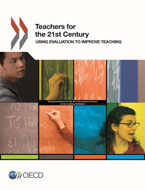 Relatório da OCDE sobre avaliação de professores