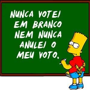 voto em branco