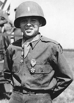 Audie Leon Murphy, Major, United States Army