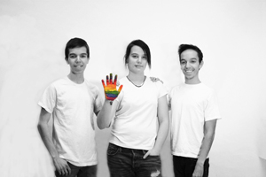 LGBT students share their experiences