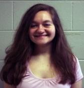 Senior Kristen Hyatt