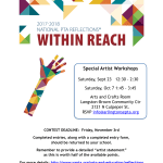 Special Artists Workshop