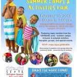 February 10 Summer Activity Fair!