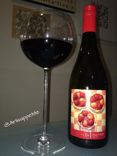 Cherry Tart Wine