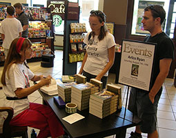 Arliss Ryan Book Signing