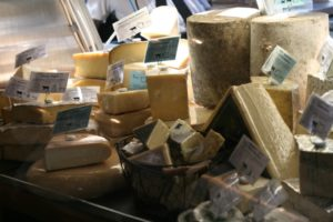 Cheese production at Beecher's in New York City (photo courtesy Colleen Levine)