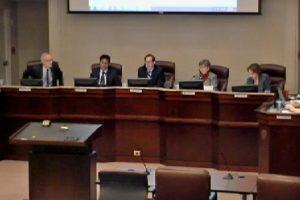 County Board 2014 budget hearing