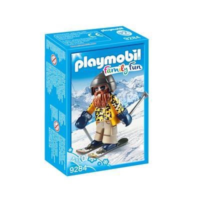 playmobil skieer