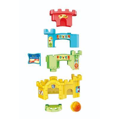 Baby Clementoni Ballenbaan kasteel