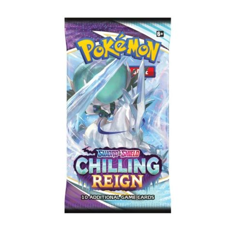 SWORD & SHIELD CHILLING REIGN BOOSTER