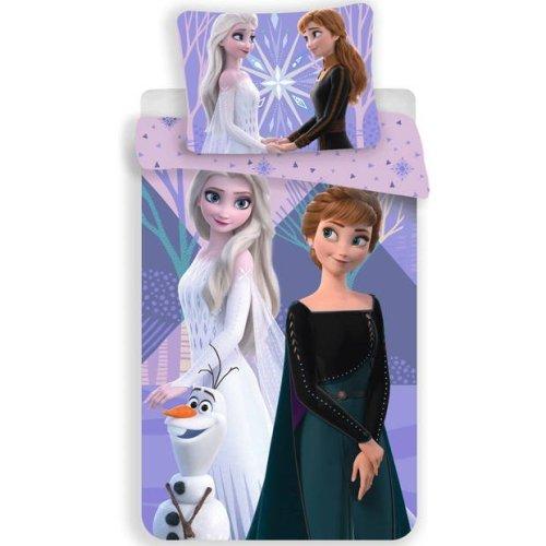 Dekbedovertrek Disney Frozen Family