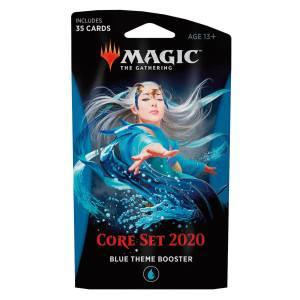 mtg-magic-the-gathering-core-set-2020-theme-booster blue