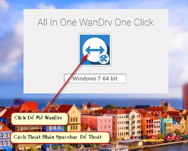 All In One WanDrv One Click - Install Driver With Just One Click {Latest}