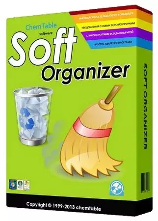 Soft Organizer 6.15 + Portable