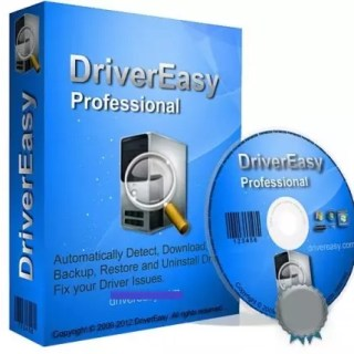 DriverEasy Professional 5.5.4.17697 + Key - 2017
