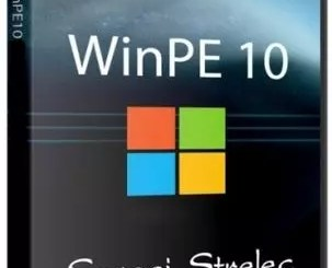 WinPE 10-8 Sergei Strelec (x86/x64/Native x86) English version [2017.10.03]