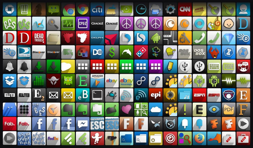 Best Android Apps Pack 2017 [Latest] - Size - 1.35 GB