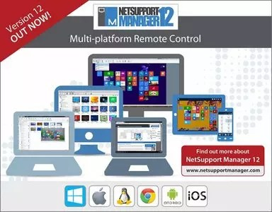 NetSupport Manager (Control & Client) 12.50.0003
