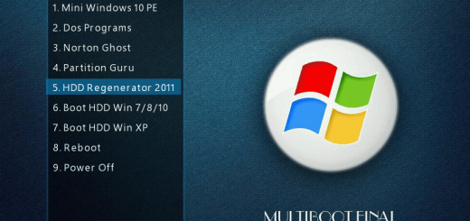 MultiBoot 2016 Final ISO - Guide to create USB hiren's boot 15.2 {Latest}