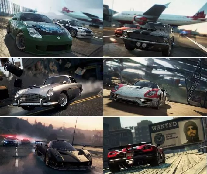 Need for Speed: Most Wanted - Limited Edition v.1.5.0.0 + All DLCs
