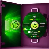 Windows 7 (X86 & X64) Ghost Office Edition+Software+Drivers 2019 {G-Drive Link}