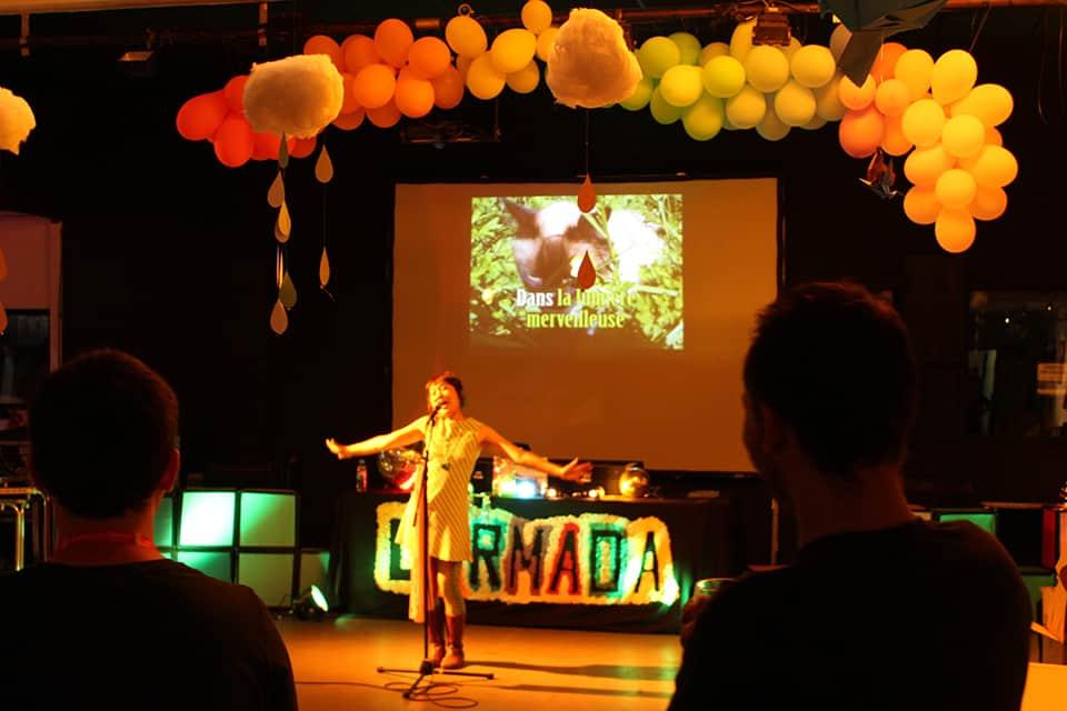 Photo concert de Mami Chan - La Fête #3