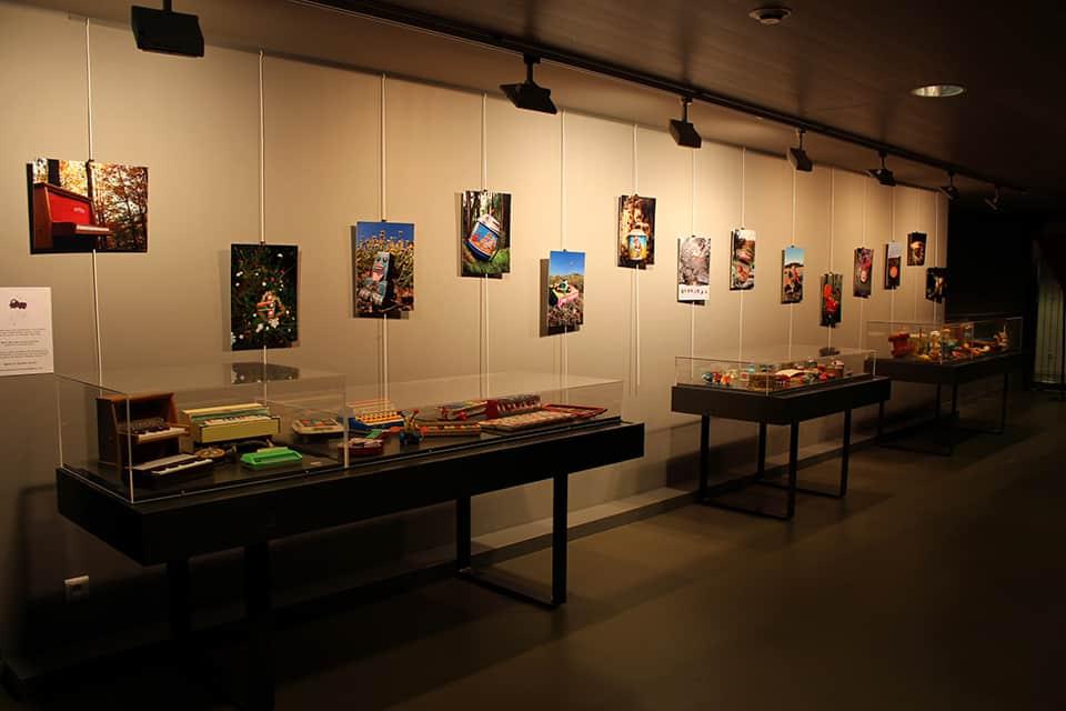 Photo - exposition de jouets anciens aux Champs Libres