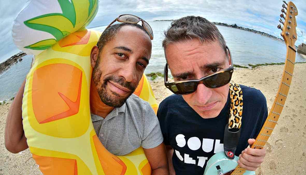 Photo de Soul Béton sur la plage