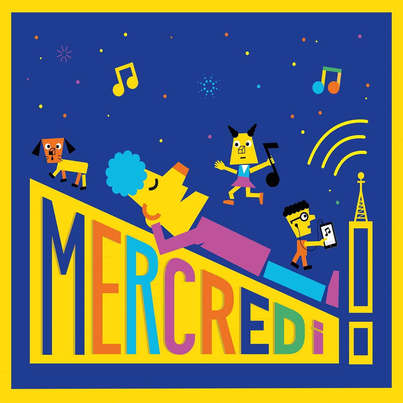 Logo Mercredi !