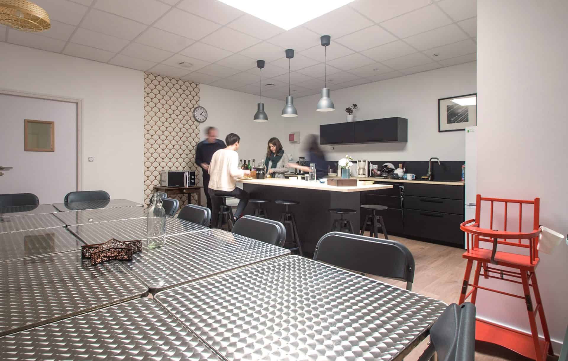 Photo espace cuisine - La Casba