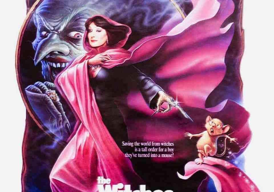 Illustration Mercredi - Affiche du film The Witches