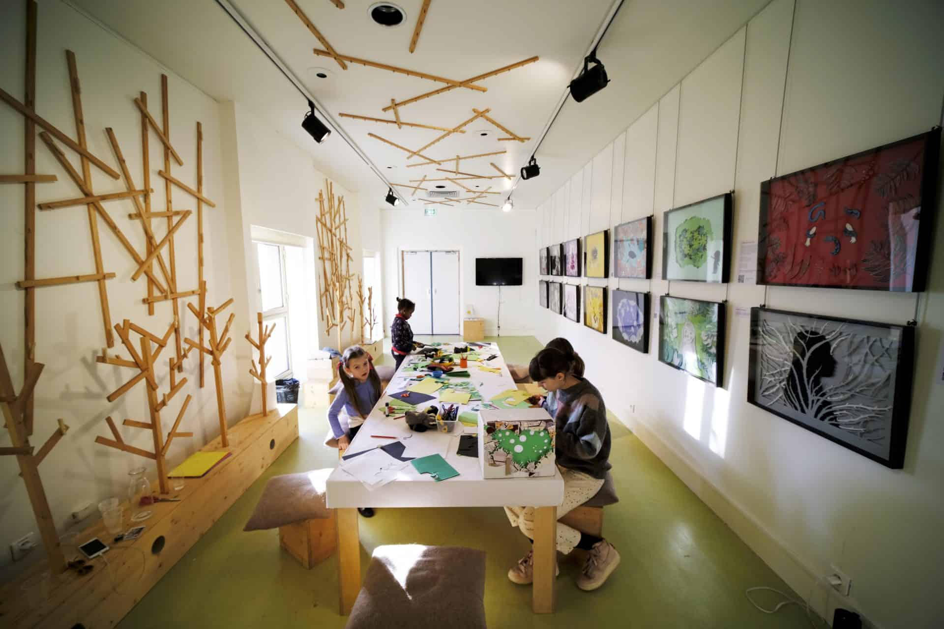 Photo d'un atelier par Ladylike Lily