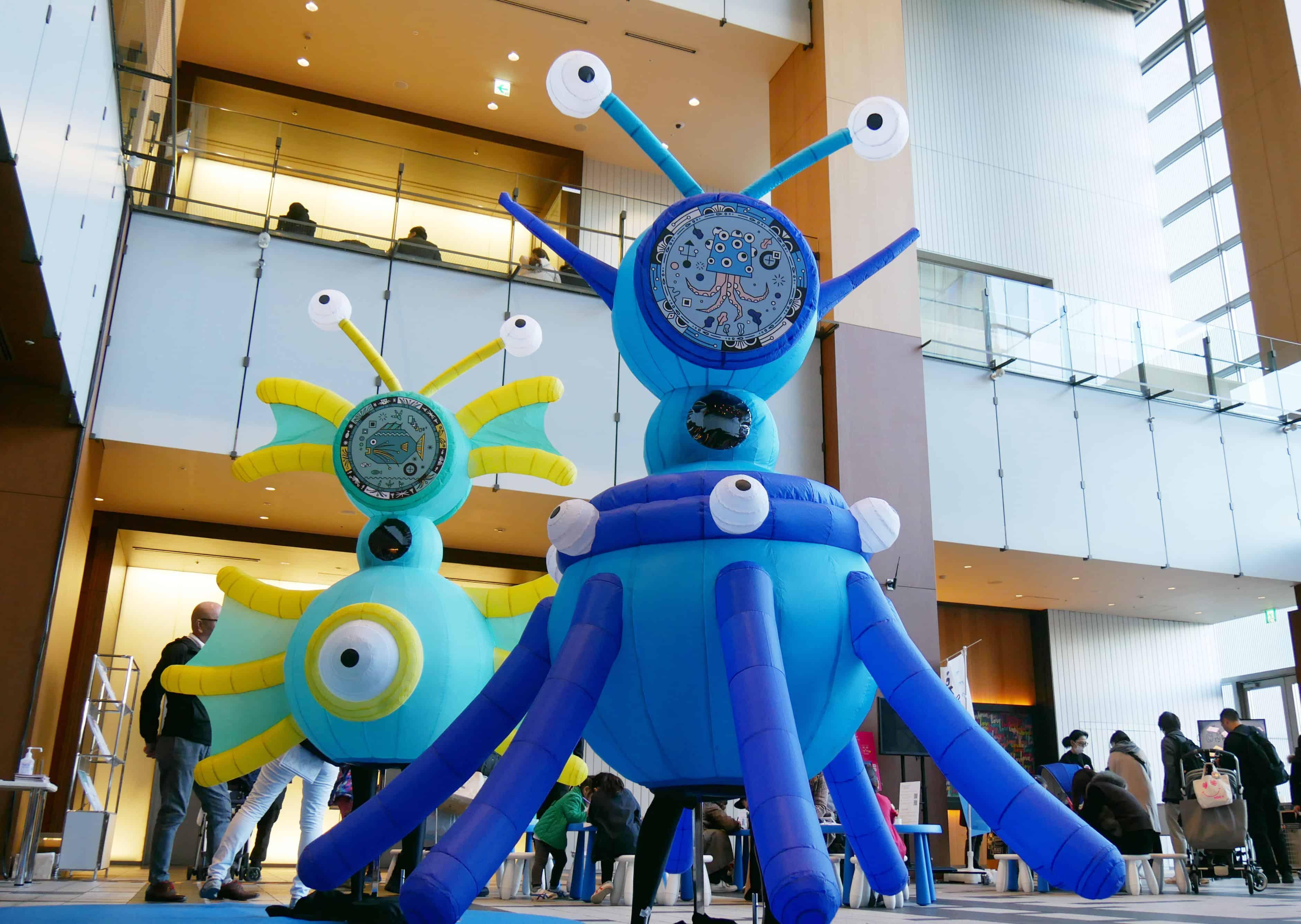 Photo - Créatures de La parade engloutie - Tokyo