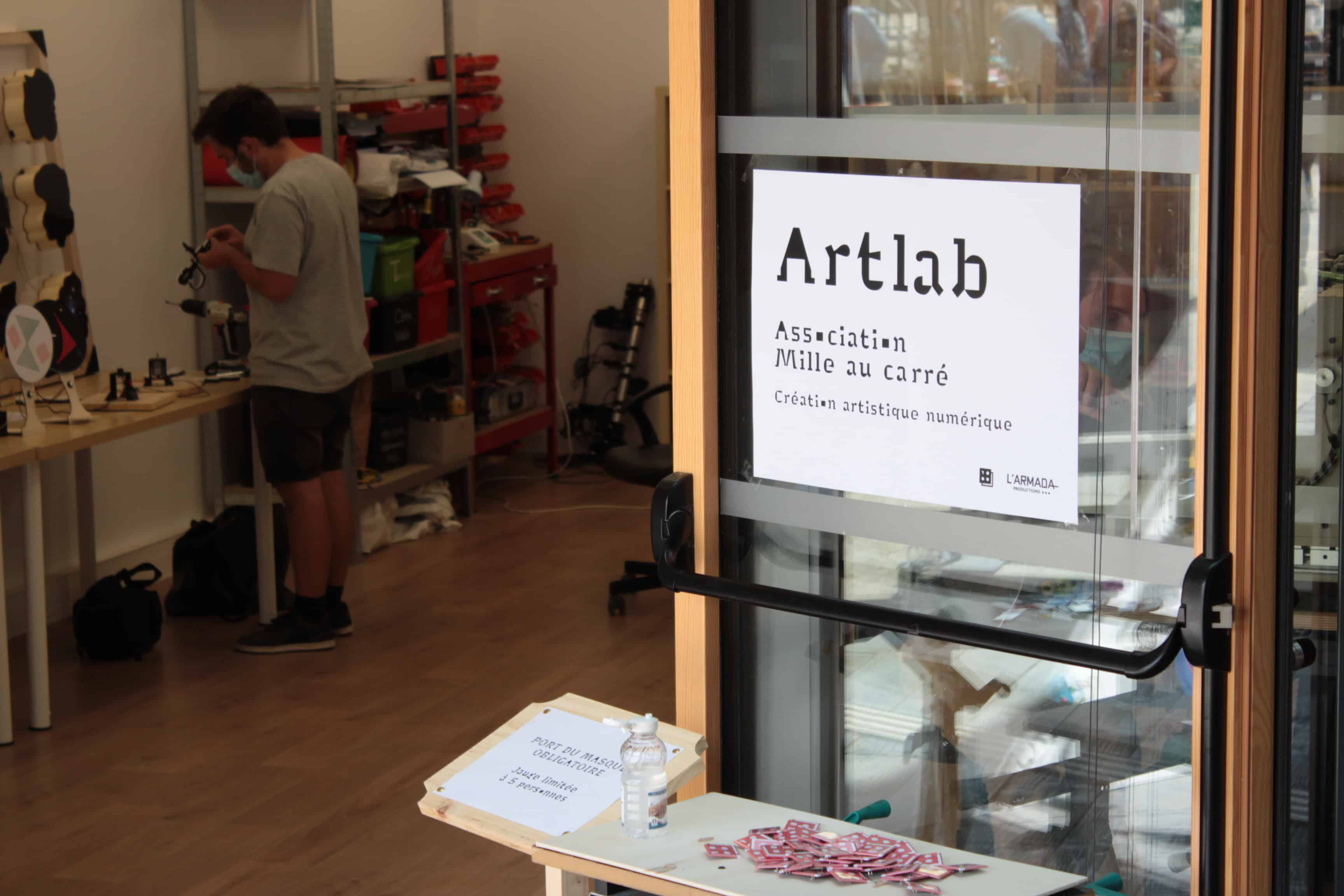 Art Lab - Mille au Carré 3