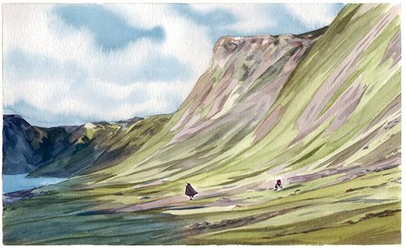 Mercredi Saga Islandaise 2021.03.24