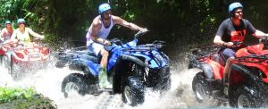 ATV di Bali Taro Adventure Single 2015