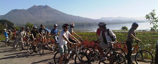 Cycling di Bali – Toya Devasya Cycling Kintamani