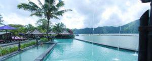 Paket Outing di Bali - Kedisan Kintamani Cycling & Rafting 032015