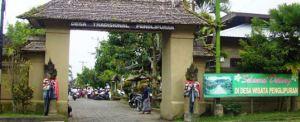 Outbound Bali Bangli Desa Pengelipuran Angkul-angkul