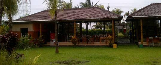 Outbound di Bali - Pak Oles Green School Denpasar