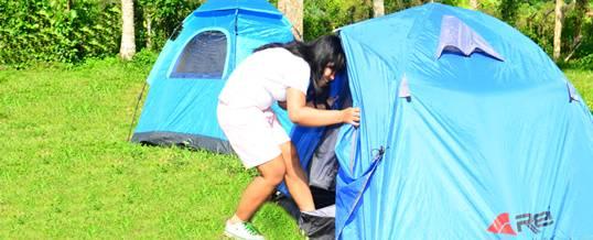 Camping di Bali - Luwus Camp