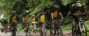 Tanah Wuk Cycling Bio Adventurer