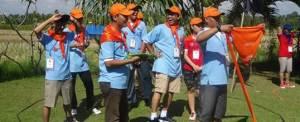 Amazing Race di Bali - Trekking 022015